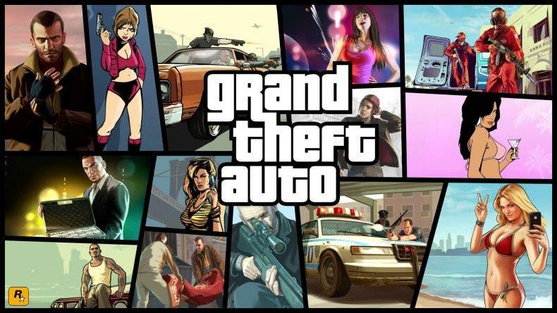 Estos son los 5 mejores juegos de la saga Grand Theft Auto que no os podéis perder 1