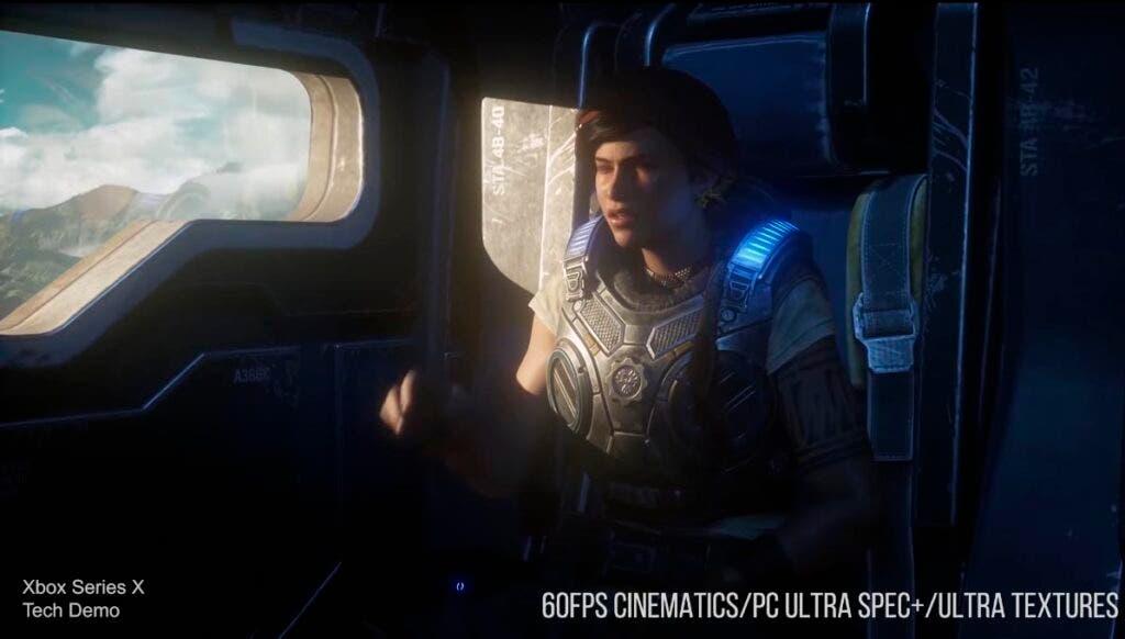 Muestran los primeros gameplays con Ray Tracing de Xbox Series X 2