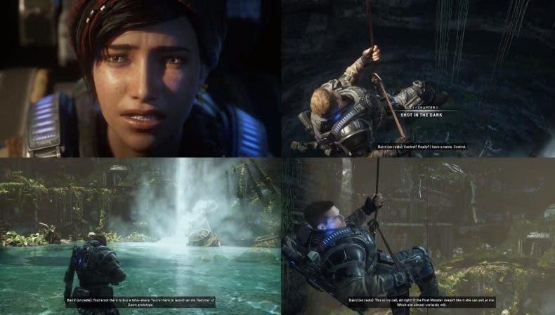 Muestran los primeros gameplays con Ray Tracing de Xbox Series X 1