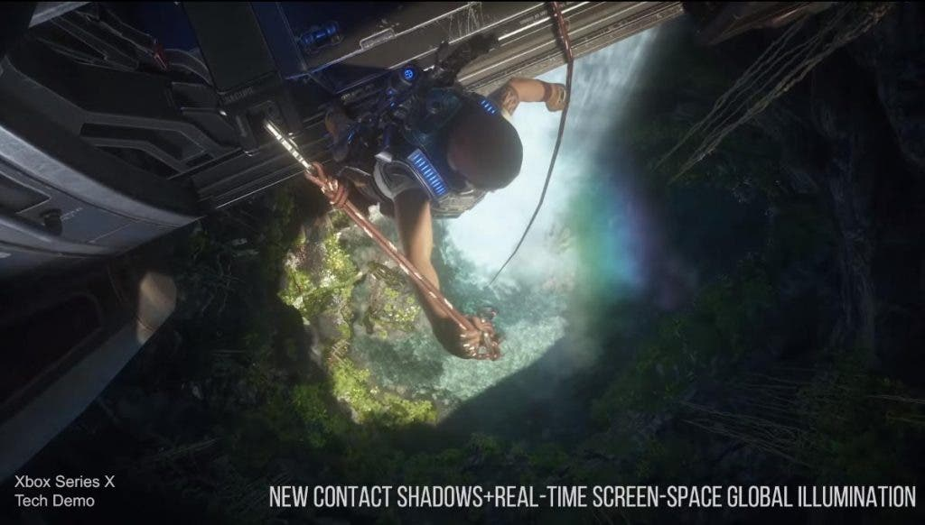 Muestran los primeros gameplays con Ray Tracing de Xbox Series X 3