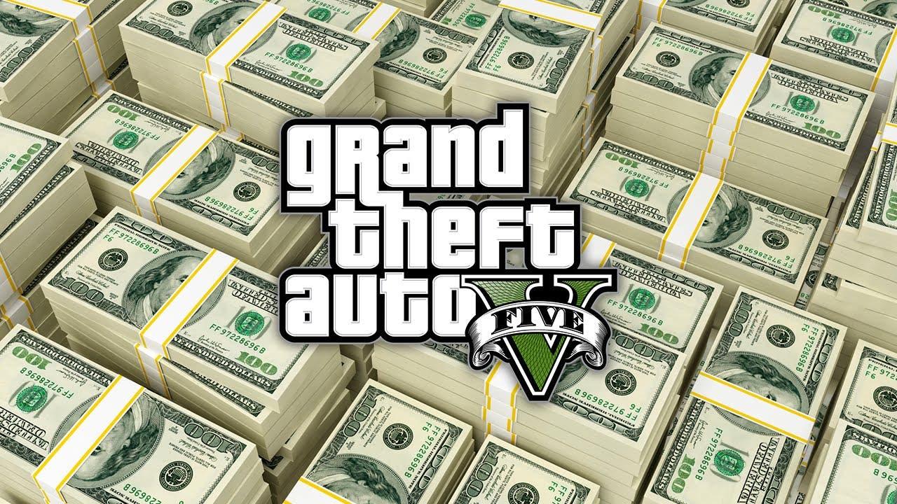 Consigue 1.250.000 GTA $ en GTA V Online gracias a Rockstar Games