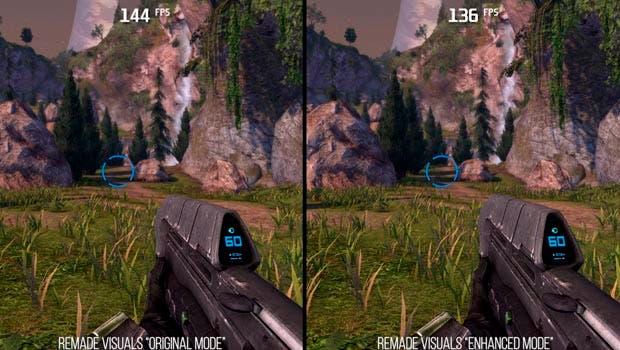 Completo análisis de rendimiento de Halo Combat Evolved Anniversary en PC 1