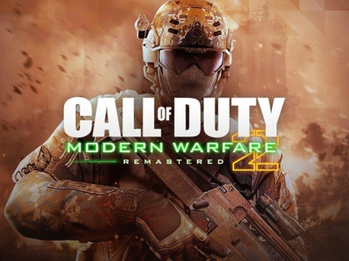 Se filtran nuevos detalles sobre el remaster de Call of Duty Modern Warfare 2