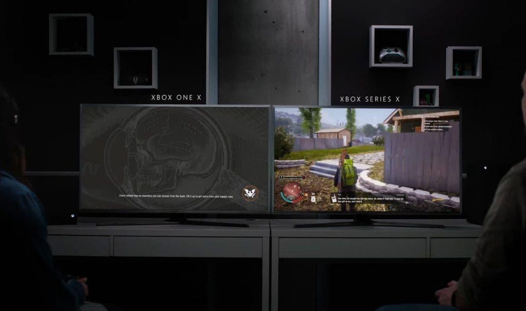 Microsoft revela como son los tiempos de carga en Xbox Series X y su función Quick Resume