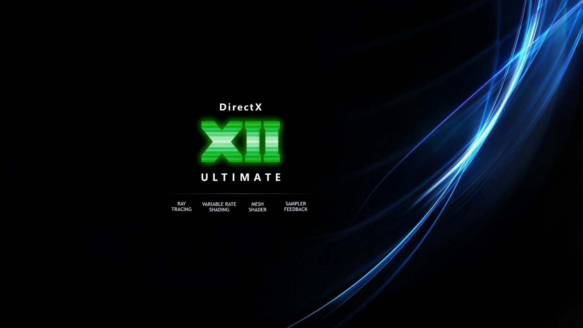 Microsoft and NVIDIA announce DirectX 12 Ultimate for Xbox Series X and PC