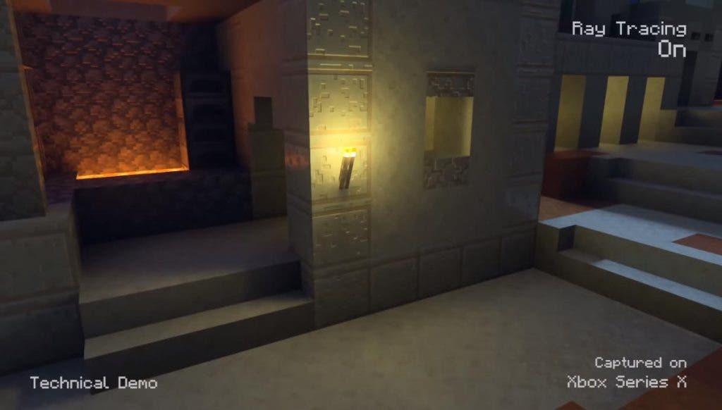 Muestran los primeros gameplays con Ray Tracing de Xbox Series X 4