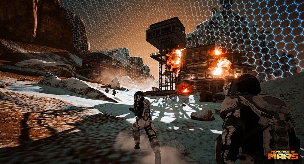 Ya disponible Memories of Mars para Xbox One y PC