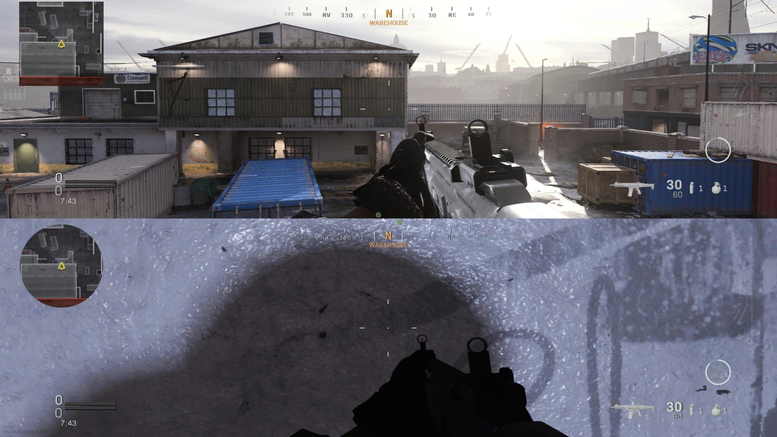 El nuevo mini mapa de Call of Duty: Modern Warfare otorga mayor visibilidad a los jugadores 1
