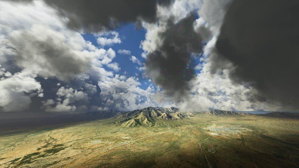 Disfruta del fotorrealismo en las nuevas imágenes de Microsoft Flight Simulator 9
