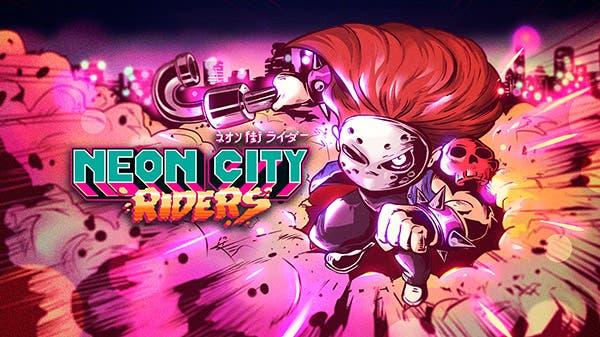 Neon City Riders, el juego Cyberpunk en pixel art, llegará pronto a Xbox One 1