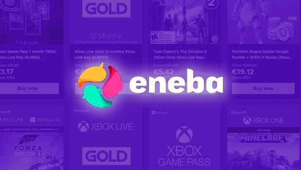 Ofertas de suscripción de Xbox Live Gold en Eneba 1