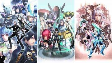 Prepárate para la beta de Phantasy Star Online 2 en Xbox One, ya disponible para descarga. 3