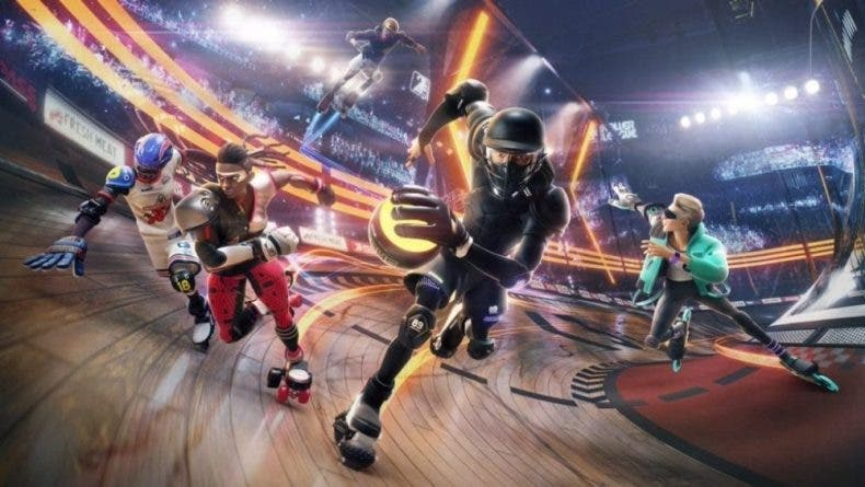 Ubisoft presenta, vía livestream, el gameplay de Roller Champions 1
