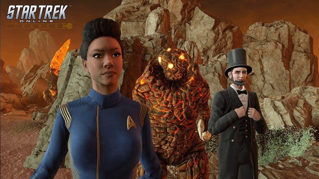 Star Trek Online: Legacy ya está disponible en Xbox One