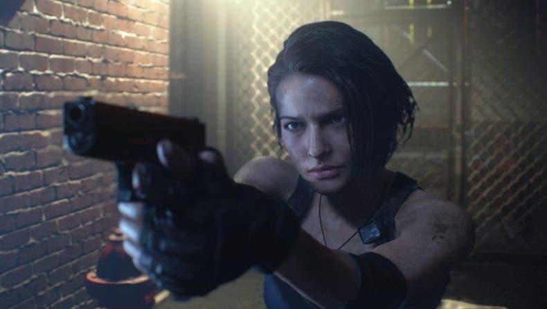 Se encuentran varias referencias en la demo de Resident Evil 3 Remake, entre ellas una burla hacia Resident Evil 6