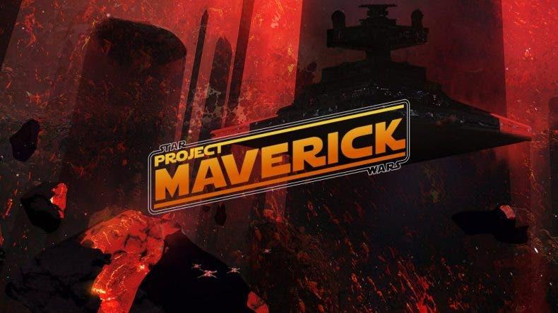 Star Wars Project Maverick sería el proyecto de EA Motive 1