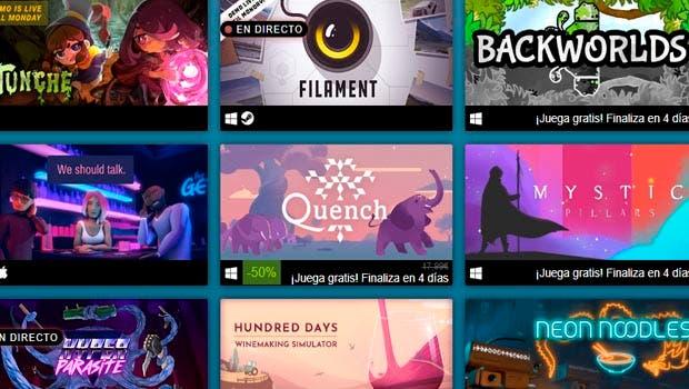 La Steam Game Festival presenta la lista de juegos que puedes probar gratis 2