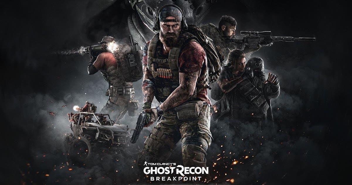 Ghost Recon Breakpoint gratis para nuestros amigos gracias al nuevo Friend Pass