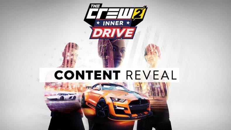 Nuevos contenidos llegan a The Crew 2 con la actualización Inner Drive 1