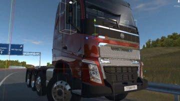 Los daños visuales son protagonistas del nuevo vídeo de Truck Driver 1