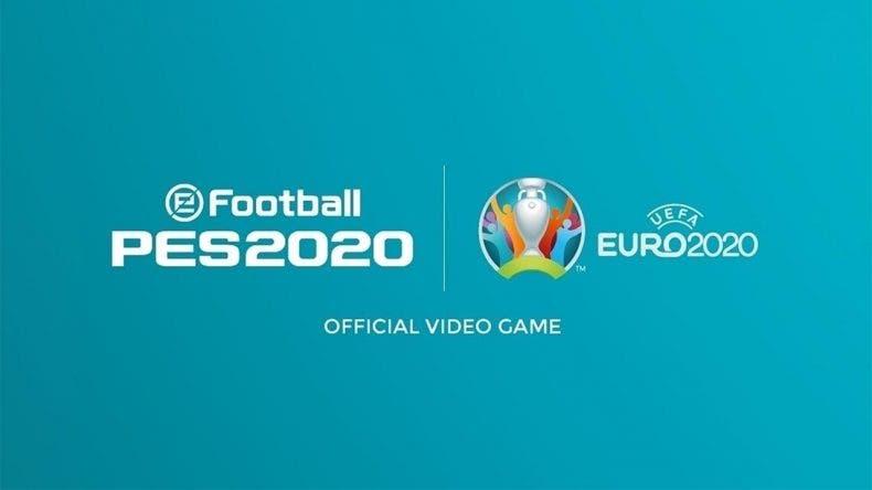 La UEFA EURO 2020 llegará a eFootball PES 2020 en abril 1