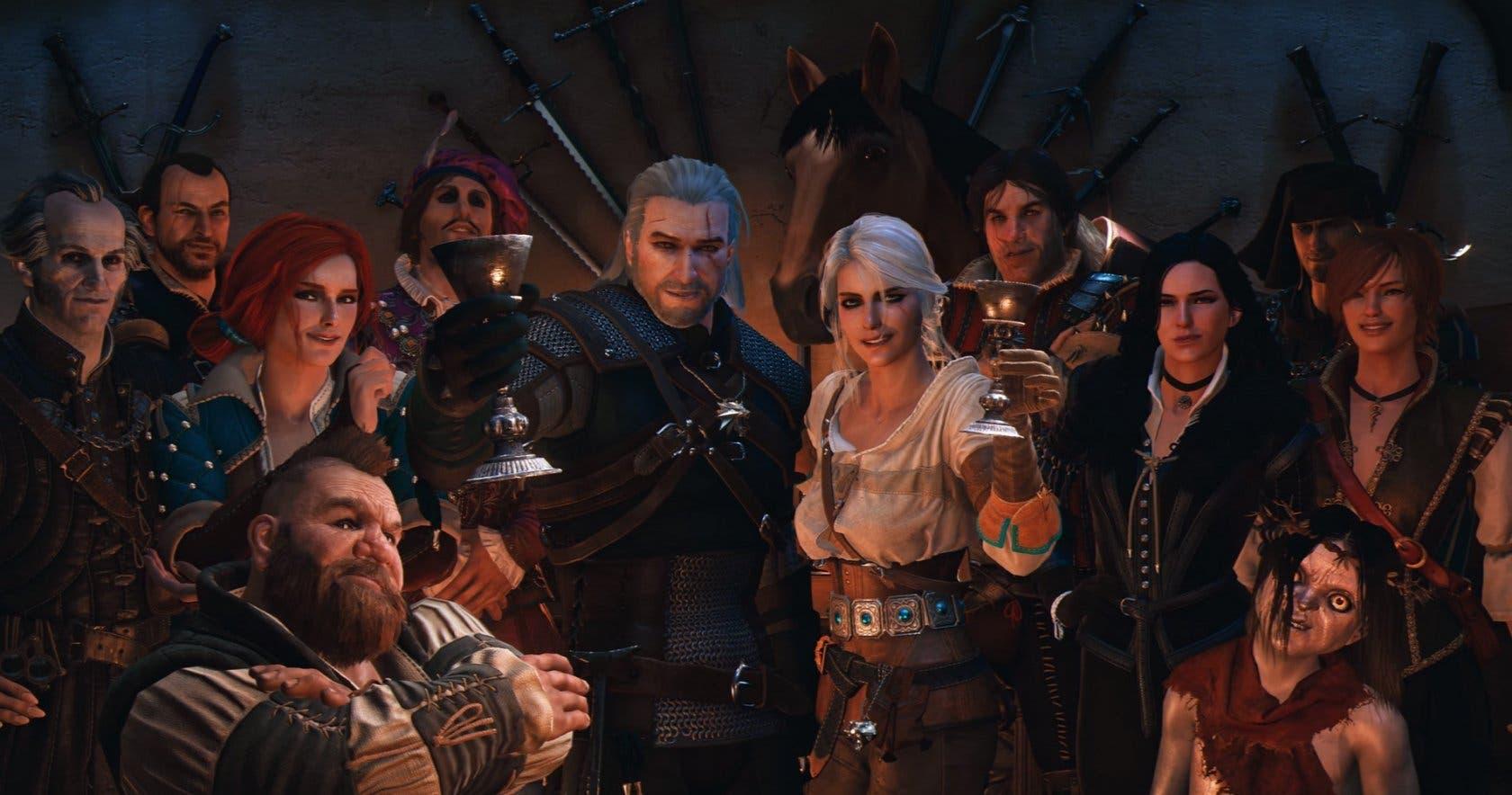 Un nuevo The Witcher comenzará a desarrollarse tras el lanzamiento de Cyberpunk 2077