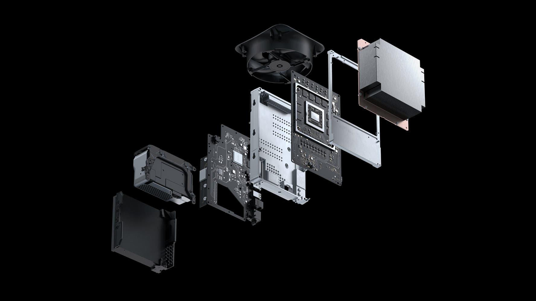 nuevos detalles de Xbox Series X y su Xbox Velocity Architecture