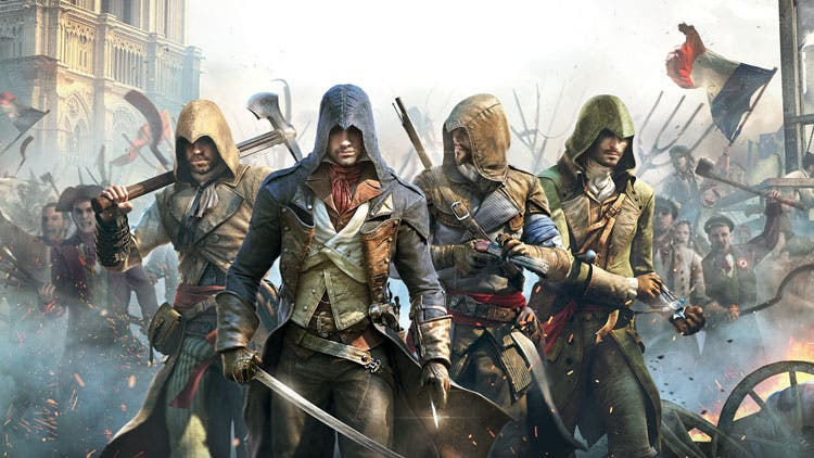 Assassin's Creed Unity se posiciona entre uno de los juegos más vendidos del mundo 6 años después