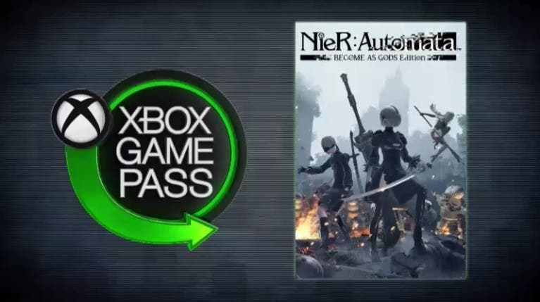 NieR Automata llega a Xbox Game Pass 4