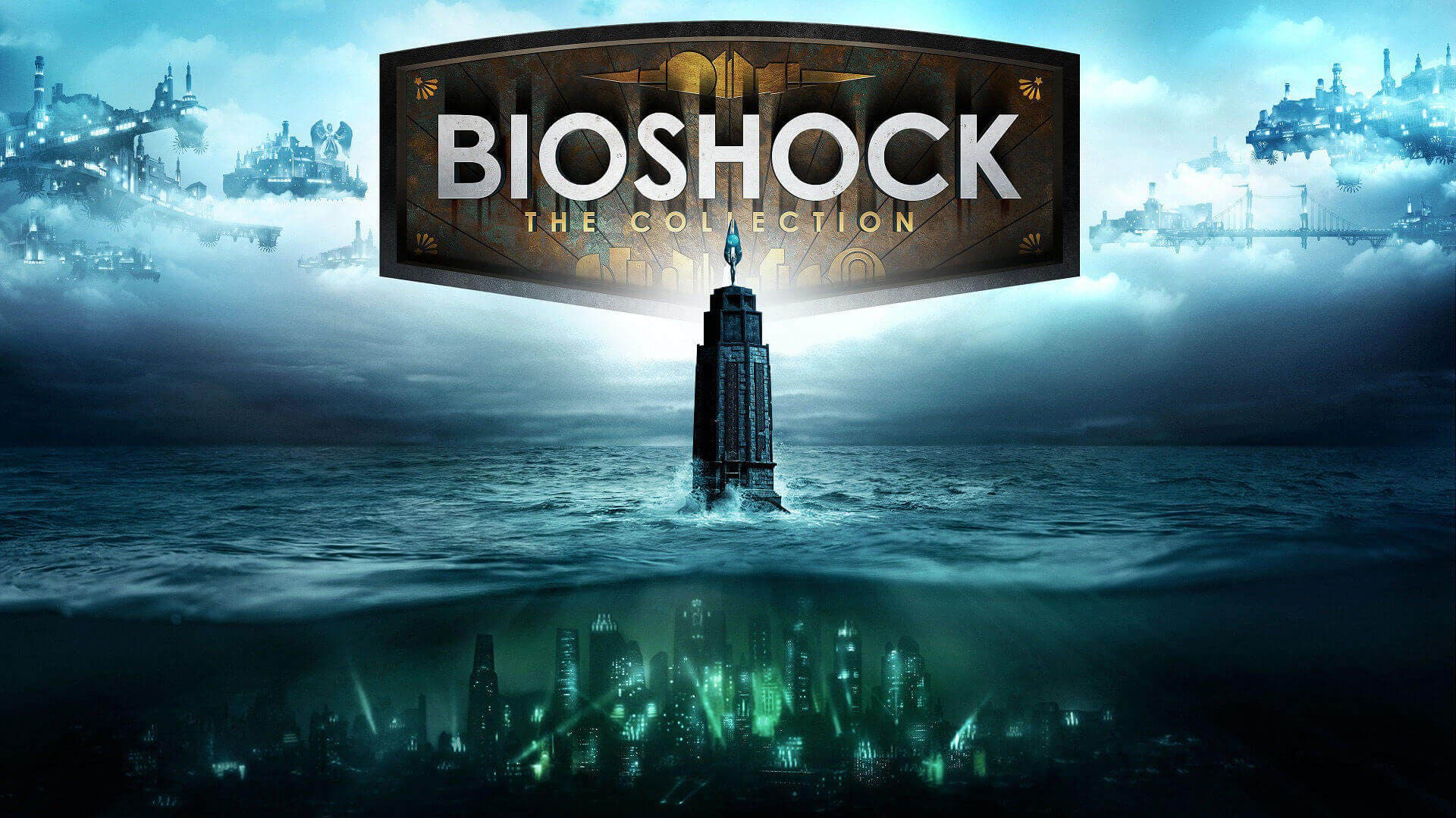 A Digital Foundry le decepciona el parche de Bioshock The Collection para Xbox One X 8
