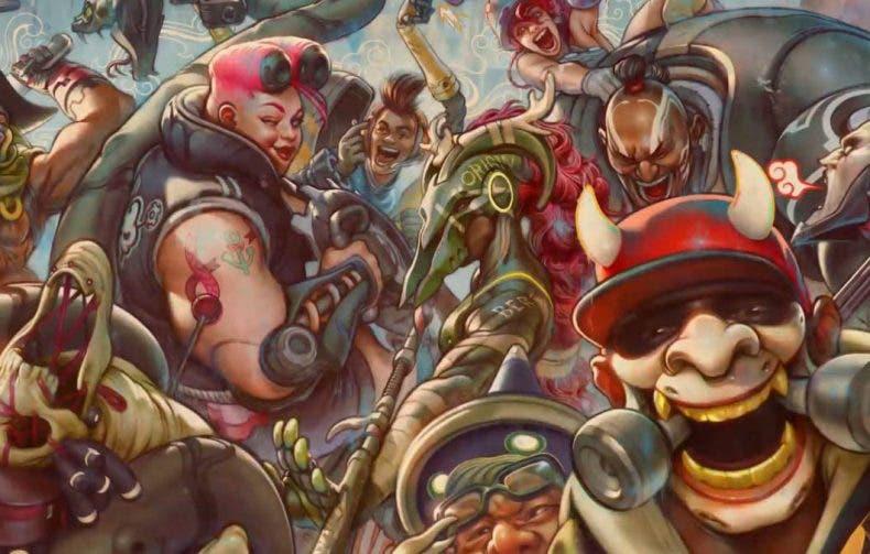 Xbox resalta el positivo recibimiento de la comunidad a Bleeding Edge 1