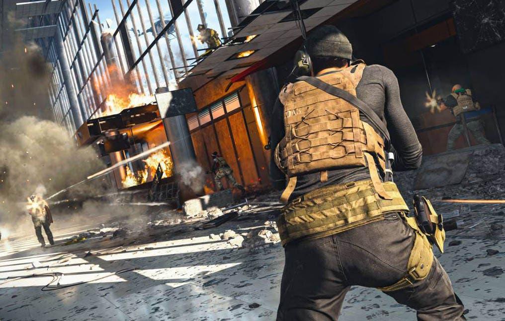 Call of Duty Warzone recibe el modo Juggernaut Royale por tiempo limitado