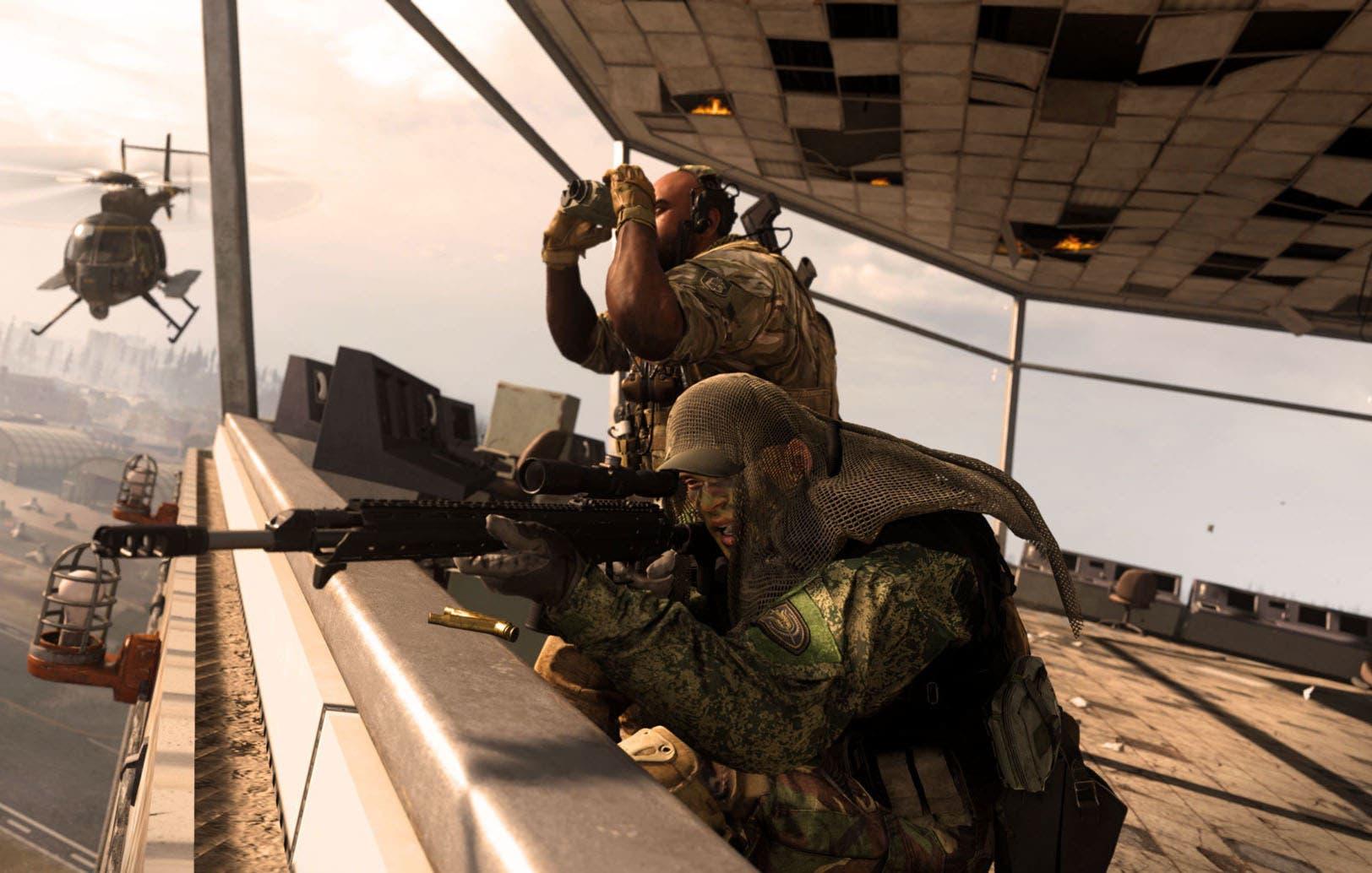 Cuatro nuevas armas llegan a Call of Duty: Warzone 1