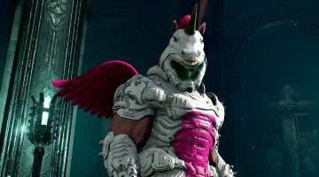 Cómo conseguir la skin de unicornio para Slayer en DOOM Eternal