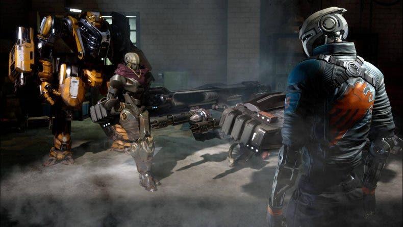 La esencia de Halo se verá plasmada en la jugabilidad de Disintegration 1