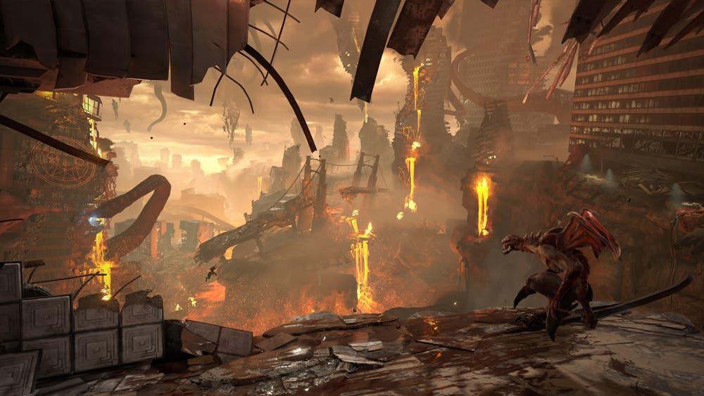 Análisis de DOOM Eternal - Xbox One 1