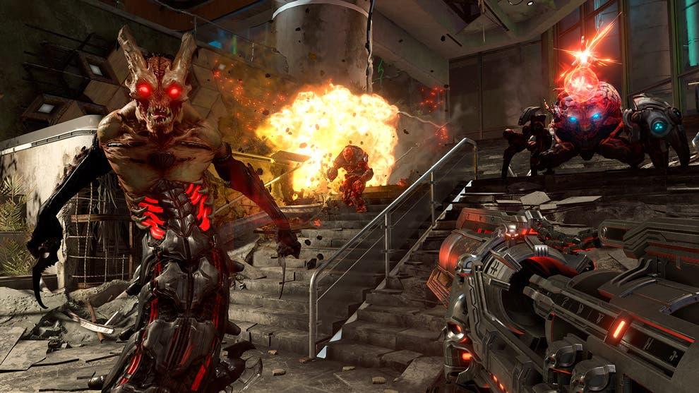 Análisis de DOOM Eternal - Xbox One 2