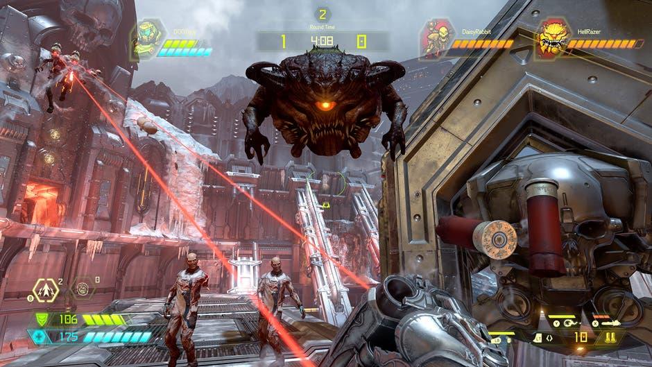Análisis de DOOM Eternal - Xbox One 4