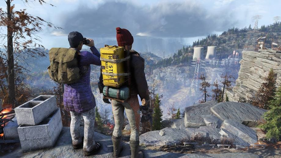 Fallout 76 añade equipos públicos con su próxima actualización