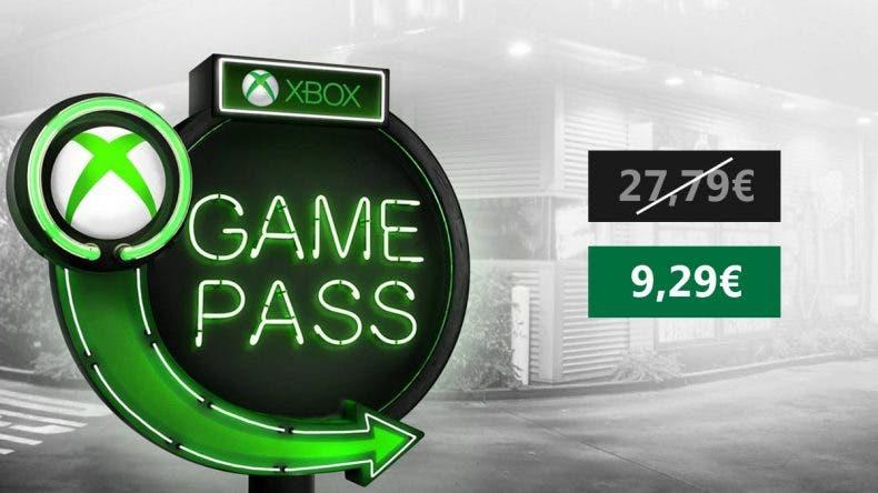 Consigue 3 meses de Xbox Game Pass a un gran precio 1