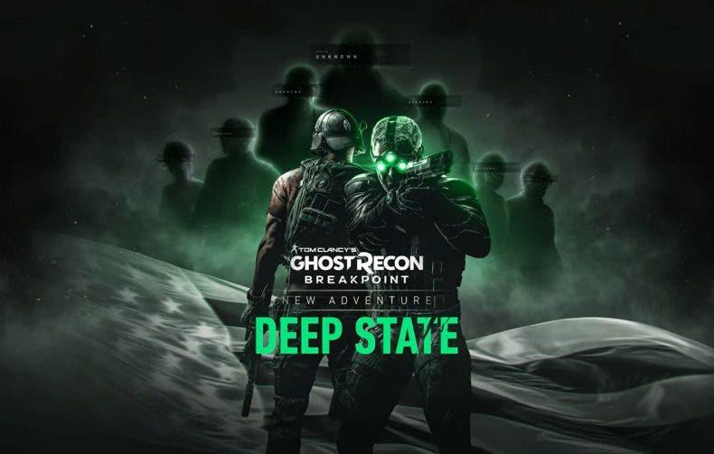 Sam Fisher vuelve a la acción en Deep State, nuevo DLC de Ghost Recon Breakpoint 1