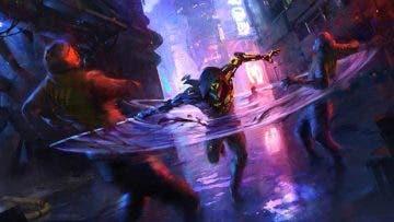 Acción a raudales en el nuevo gameplay de Ghostrunner desde la PAX East 2020 1