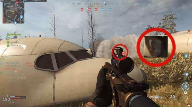 glitch de Call of Duty Modern Warfare permite ver a través del humo