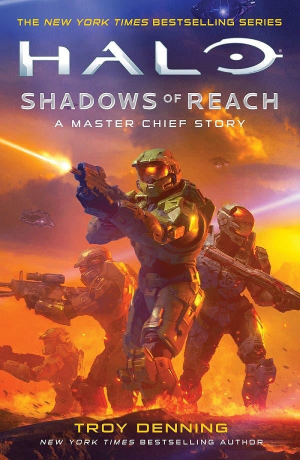 Halo: Shadows of Reach es el nuevo libro de la saga, ubicado un año después de Halo 5 2