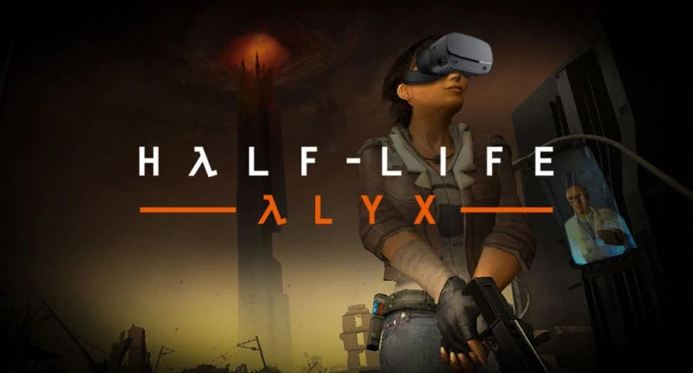 Un mod permite jugar a Half-Life: Alyx sin VR 5