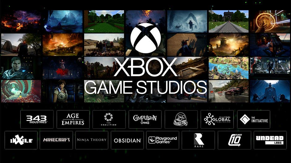What are the Xbox Game Studios exclusive games for the next few years?