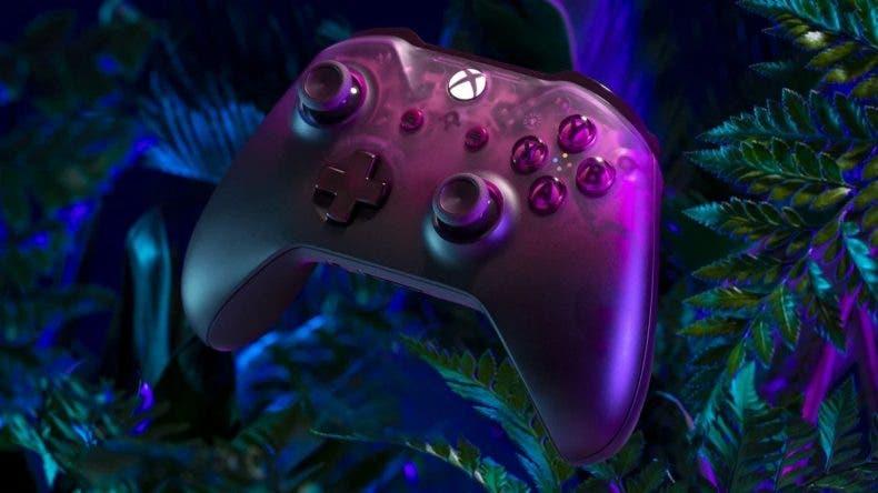 Xbox presenta su nueva serie de mandos: Phantom Magenta y Arctic Camo 1