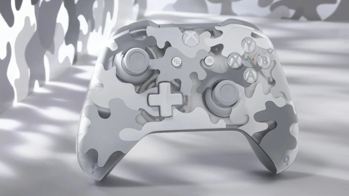 Xbox presenta su nueva serie de mandos: Phantom Magenta y Arctic Camo 2