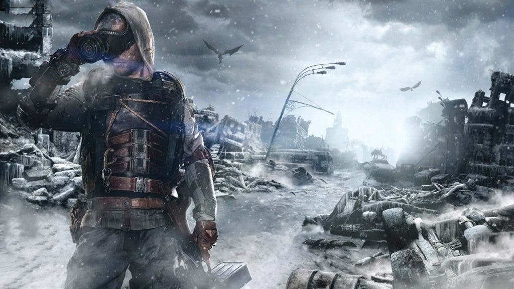 Metro Exodus Enhanced Edition en Xbox Series X y PS5