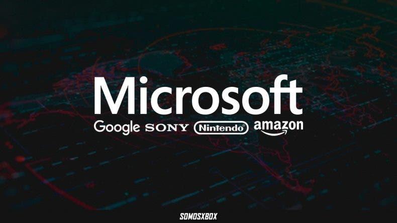 ¿Quiénes son los competidores reales de Microsoft? 1